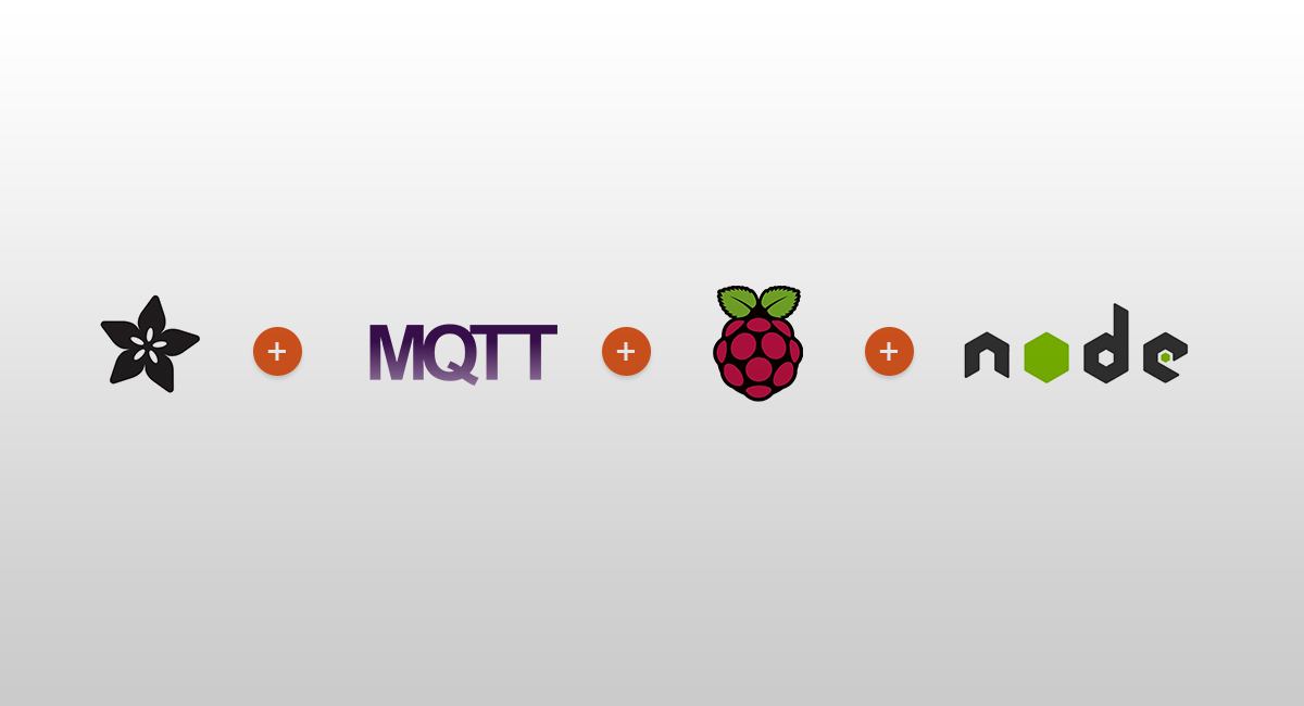 Basic Adafruit.io MQTT Setup on a RaspberryPi using Node.js